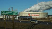 Syncrude (MARK RALSTON/Mark Ralston/AFP/Getty Images)