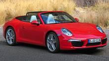 Porsche 911 Carrera Cabriolet (Dan Proudfoot/Dan Proudfoot)