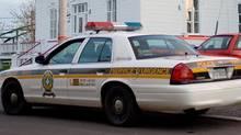 Quebec Provincial Police car (The Canadian Press)