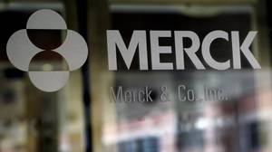 Merck is paying $5 per share, a 26-per-cent premium.