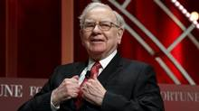 The latest annual letter to shareholders from Berkshire Hathaway CEO Warren Buffett is another incredible piece of work that any student of investing should be reading. (KEVIN LAMARQUE/REUTERS)