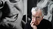 Photographer John Reeves at his home in Toronto January 23, 2012. (Fernando Morales/The Globe and Mail)