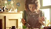 Sally Hawkins in Maudie, a convincing testament to an impressively idiosyncratic spirit who rose above all circumstances. (Duncan Deyoung/Mongrel Media)