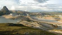 A Barrick mine in Peru: Sitting on the sideline is not an option, say three development aid executives (Barrick Gold photo)