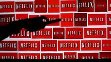 Poll found that 55 per cent of respondents opposed the idea of paying a sales tax when purchasing entertainment from foreign services such as Netflix and iTunes. (© Mike Blake / Reuters/REUTERS)