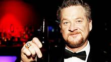 Gregg Zaun is hosting a beer pong tournament to raise funds for Kids Help Phone. (Paul Steward)