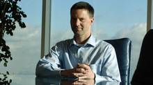Nigel Wright is shown as managing director of Onex Corp on Dec.20, 2004. (Tibor Kolley/Tibor Kolley/The Globe and Mail)
