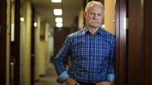 Hockey legend Lanny McDonald is a plaintiff in a legal dispute that pits a group of investors in an Alberta limestone quarry against corporate giant Brookfield, which snatched the asset after the quarry ran into financial trouble. (Todd Korol For The Globe and Mail)