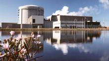 Newly refurbished Point Lepreau nuclear station is expected to last another 27 years. (Canadian Press)