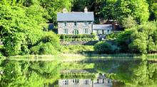 The Old Rectory on the Lake, Tal y Llyn, Dolgellau, Gwynedd, the first business to be awarded WorldHost status in Wales. (Handout image)