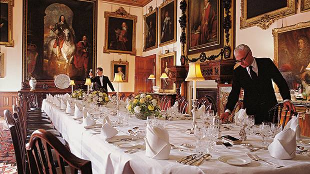 See Inside Highclere Castle The Globe And Mail