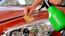 How to make your new car shine for years (Photos.com)