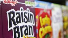 The researchers 'used the store-based scanner data of hundreds of thousands of foods, commercial databases and nutrition facts panels to calculate exactly how many calories the companies were selling.' (LUCAS JACKSON/REUTERS)
