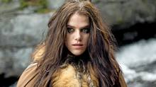 Kaniehtiio Horn is Princess Evlynia (Evelyn) in Wild Hunt.