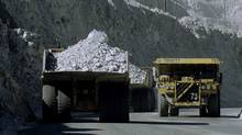 Copper mining in B.C. (Handout)
