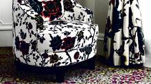 Bold patterns, even if they clash, are one of fall's decor trends. (Handout/Handout)