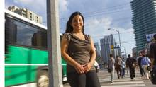 Zuleika Sgro, human resources recruiter at Questrade in Toronto, said the brokerage develops its own programs and also turns to other organizations to help meet foreign-born workers' needs. (Tim Fraser for The Globe and Mail/Tim Fraser for The Globe and Mail)