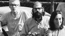 Allen Ginsberg with fellow Poets in Vancouver, July 1963. (Allen Ginsberg/Corbis/Allen Ginsberg/Corbis)