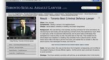 Mr. Penney's website colourfully recounts the travails of a client named 'Rico,' who was 'scouting for work' and 'exploring a woman's home' but who 'explored too much.'
