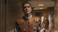 George Clooney stars as Baird Whitlock in Hail, Caesar!, a comedy written and directed by Joel and Ethan Coen. (Universal Pictures)