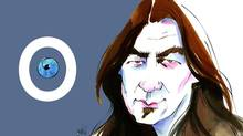Great Big Sea's Alan Doyle (Anthony Jenkins/The Globe and Mail)