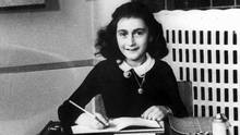 Anne Frank is pictured in this handout photo made available on Tuesday, Jan. 12, 2010 by the Yad Vashem holocaust memorial in Jerusalem. (Yad Vashem Photo Archive/AP)