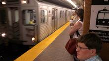 Toronto's TTC subway system (DARRYL JAMES/Darryl James/ The Globe and Mail)