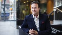 Greg Wells is an assistant professor of kinesiology at the University of Toronto, specializing in elite sport performance, and associate scientist of physiology and experimental medicine at the Hospital for Sick Children. Dr. Greg Wells, scientist and human physiologist who will be speaking at The Globe and Mail's Executive Performance Summit in Toronto, poses for a photo on Thursday, November 3, 2016. (Michelle Siu/The Globe and Mail) (Michelle Siu/The Globe and Mail)