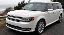 2013 Ford Flex (Michael Bettencourt for The Globe and Mail/Michael Bettencourt for The Globe and Mail)