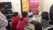Running until Feb. 21, the five-day Code Club event is teaching kids in Pangnirtung – population 1,325 – the basics of game design in what Pinnquaq and gaming giant Electronic Arts says is the first computer programming course ever offered in Nunavut. (Pinnquaq)
