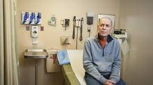David Aponte, who took part in a study that used his own immune cells to treat leukemia, went into remission eight days after the therapy. (MICHAEL NAGLE/NYT)