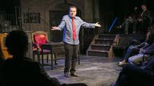 Colin Quinn in Unconstitutional. (Mike Lavoie)