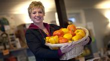 Liz Gaige, the Vancouver resident behind the website LocalDelicious.com, buys non-medicated meat and organic produce. (JOHN LEHMANN/JOHN LEHMANN/THE GLOBE AND MAIL)