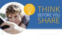 A joint project by non-profit media literacy group Mediasmarts, Facebook and the Canadian Federation of Teachers, Think Before You Share aims to both enlighten students as to safe and responsible digital citizenship and also empower them to know how to respond when things go wrong online.