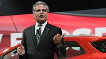Kumar Galhotra, new president of Ford's Lincoln brand. (Ford)