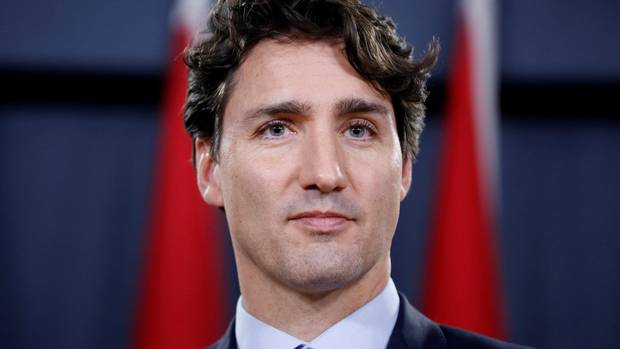 Canada's Prime Minister Justin Trudeau takes part in a news conference in Ottawa, Ontario, Canada, November 29, 2016. (CHRIS WATTIE/REUTERS)