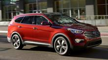 2013 Hyundai Santa Fe (Hyundai)