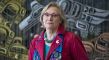 Minister of Indigenous and Northern Affairs Carolyn Bennett is shown in her office in Gatineau, Que., on Tuesday, Aug. 30, 2016. (Justin Tang/The Canadian Press)