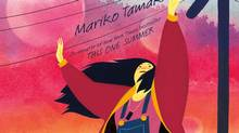 In Mariko Tamaki's Saving Montogomery Sole, the title character survives high school with the help of her two best friends and their love of the paranormal and unexplainable.