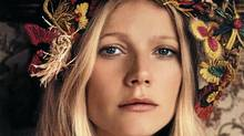 "Detail of a photo of Gwyneth Paltrow from ""The World in Vogue: People, Parties, Places"""