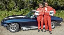 Husband-and wife race team Tony and Lee-Ann Strelzow of Vancouver will compete again in this years La Carerra Panamericana