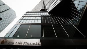 The Sun Life Financial building in Toronto.