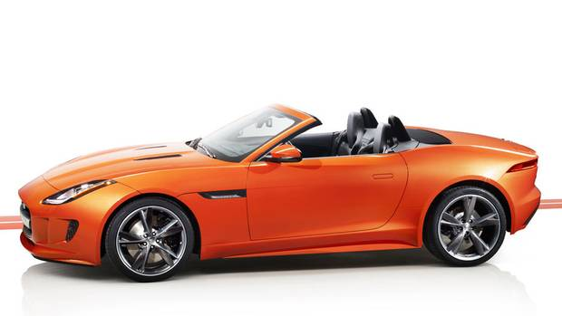2014 Jaguar F-Type (Jaguar)