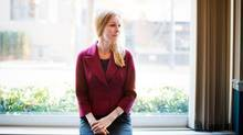 Former JPMorgan Chase & Co. employee Alayne Fleischmann was prevented from telling her story by a confidentiality agreement. (Ben Nelms for The Globe and Mail)