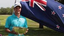James Beale of New Zealand (Douglas Portz Photography/Golf Canada)