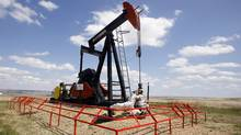 Canadian Natural Resources, like other Imajor producers in Canada, has reported a higher output of natural gas. (Todd Korol / Reuters/Todd Korol / Reuters)