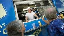 Food truck owners follow the lead of American counterparts in cities such as Portland, Austin and Los Angeles. (Kevin Van Paassen For The Globe and Mail)