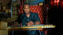 Robert Randolph plays the Toronto Jazz Festival.