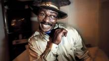 "28/12/99 Rubin ""Hurricane"" Carter at his home in Toronto. Photo by Patti Gower (Patti Gower/Globe and Mail)"