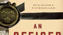 An Officer and a Spy, by Robert Harris